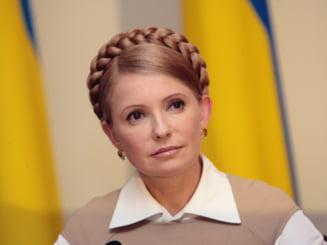 Romanii din Ucraina o vor sustine pe Timosenko in turul doi