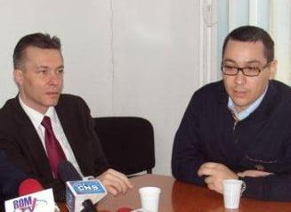 Romanii din diaspora - tema de scandal intre Victor Ponta si Cristian Diaconescu