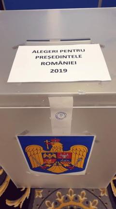"Romanii din diaspora vin la urne in numar mai mare ca in turul 1.""Astia"" chiar voteaza!"