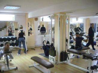 Romanii lasa, anual, 330 de milioane de euro la salile de fitness