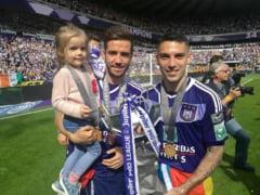 Romanii lui Anderlecht vor meciuri tari in Champions League: Sa vina Real Madrid!