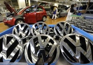 Romanii prefera Volkswagen, Skoda si Renault