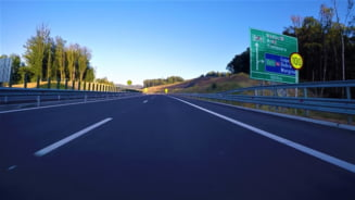 Romanii s-au ales cu o noua autostrada muzeu! CNAIR sustine ca ar fi un pericol sa circulam acum pe ea. Cuc vine cu amenintari