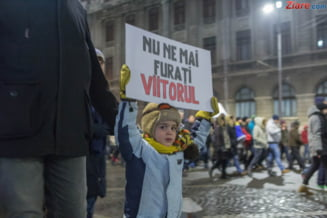 Romanii sunt cu ochii pe Guvern: Protest miercuri in timpul sedintei in care vor fi rediscutate ordonantele pe Justitie - UPDATE