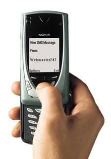 Romanii sunt stresati de sms-urile trimise de banci