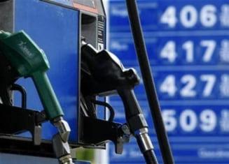 Romanii vor preturi mai mici la carburanti - sondaj