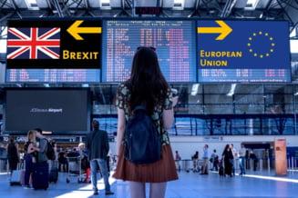 Romanii vor putea calatori in Regatul Unit, cu cartea de identitate, doar in primele noua luni din 2021