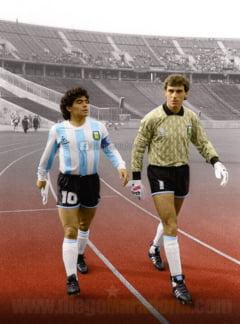 Romanul care l-a marcat pe Maradona, Iosif Rotariu: Am avut privilegiul si sansa sa fiu aproape de un om care cred eu ca a fost cel mai mare din istorie