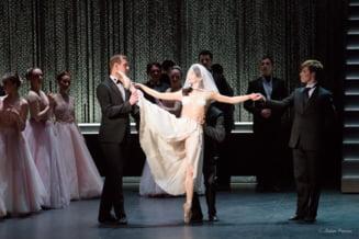 Romeo si Julieta, spectacol de balet, pe scena Operei Nationale Bucuresti