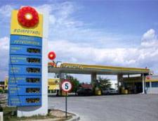 Rompetrol a ieftinit carburantii cu 6 bani/litru