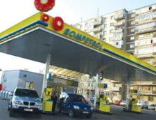 Rompetrol a ieftinit un sortiment de benzina cu 9 bani/litru