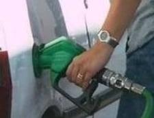 Rompetrol a scumpit carburantii cu pana la 7 bani/litru