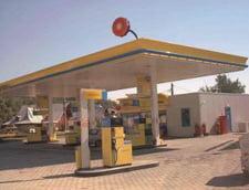 Rompetrol reduce, de luni, pretul carburantilor