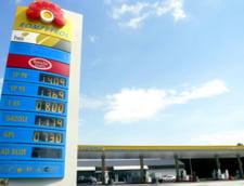 Rompetrol scumpeste carburantii