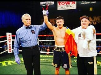 Ronald Gavril castiga superb prin KO intr-o gala din Las Vegas
