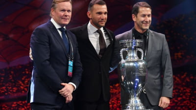 "Ronald Koeman, selectionerul Olandei, pus in dificultate dupa tragerea la sorti pentru EURO 2020: ""Stiu ca ati schimbat antrenorul, dar am uitat cum il cheama"""