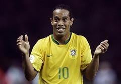 Ronaldinho merge la Olimpiada fara acordul Barcelonei