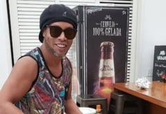 Ronaldinho nu mai rezista in inchisoare