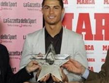 Ronaldo, idolul internautilor