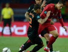 Ronaldo duel Portugalia Olanda