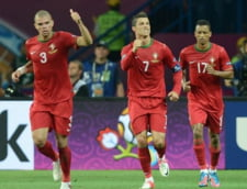 Ronaldo gol Portugalia Olanda