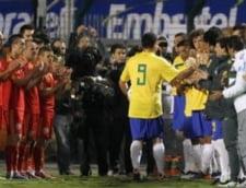 Ronaldo si-a incheiat cariera dupa meciul cu Romania. Vezi ce le-a spus fanilor
