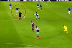 Rooney a marcat un gol fabulos in Premier League