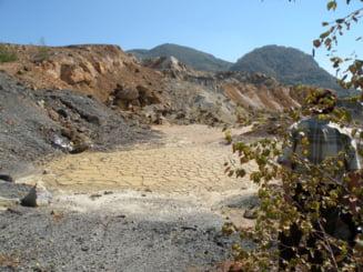 Rosia Montana - varianta din Hunedoara. Iohannis se implica intr-un caz de exploatare miniera cu cianuri