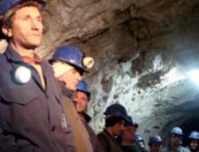 Rosia Montana: 25 de mineri s-au blocat in subteran - cer aprobarea proiectului (Video)