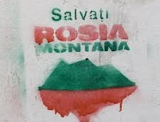 "Rosia Montana. Cine ""omoara"" protestele?"