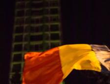 Rosia Montana: Mii de oameni au protestat la poarta TVR - Televiziunea publica n-a suflat o vorba (Video)