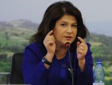 Rosia Montana: Ministrul Rovana Plumb nu stie cum va vota deputatul Rovana Plumb (Video)