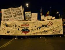 Rosia Montana: Strada boicoteaza comisia parlamentara - protestatarii nu merg la dezbateri