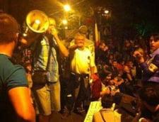 Rosia Montana protest tVR
