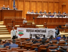 Rosia Montana scoate din nou oamenii in strada. Mai multe organizatii ameninta cu proteste in fata Palatului Cotroceni