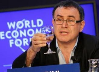 Roubini: Datoriile din zona euro, unul dintre cele mai mari riscuri pentru economia globala