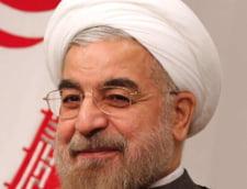 Rouhani anunta ca Iranul ar putea ramane parte a acordului nuclear