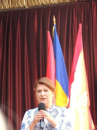 Rovana Plumb: Proiectul Rosia Montana va fi blocat daca Parlamentul nu il sustine