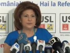 Rovana Plumb: USL cere desecretizarea contractului Rosia Montana (Video)