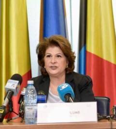 Rovana Plumb, propusa de premierul Dancila ca interimar la Educatie (Surse)