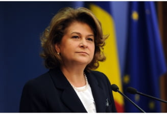 Rovana Plumb arunca pisica: Privatii sunt de vina ca Romania nu foloseste banii UE pentru autostrazi