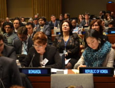 Rovana Plumb da sfaturi liderilor lumii: Saracia trebuie combatuta, alimenteaza curentele extremiste