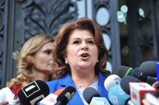 Rovana Plumb da vina pe mostenirea lui Ciolos: E imperios necesar ca Iohannis sa ne lase sa ne facem treaba