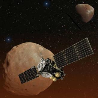 Roverul NASA catre Marte din 2020 ne-ar putea ''spune'' daca suntem singuri in Univers