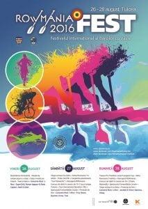 RowmaniaFest: cand Natura isi face weekendul la Tulcea
