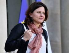 Roxana Maracineanu, laudata de Emmanuel Macron