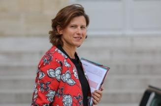 Roxana Maracineanu, ministrul delegat al Sporturilor din Franta, in izolare dupa ce a intrat in contact cu o persoana infectata cu noul coronavirus