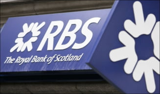 Royal Bank of Scotland, pierderi de peste 2 miliarde de euro