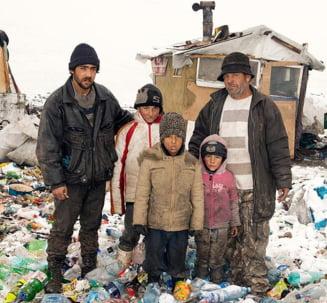 Rromii care traiesc in conditii mizere in Romania se vor muta in Marea Britanie - The Sun