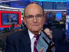 Rudy Giuliani, avocat al lui Donald Trump, il ameninta pe Joe Biden cu dezvaluiri despre Romania